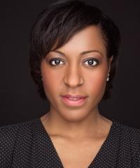 Actor Lilian Oben