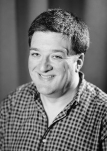 Eric Besbris, currently directing Into the Woods at Reisterstown Theatre Project