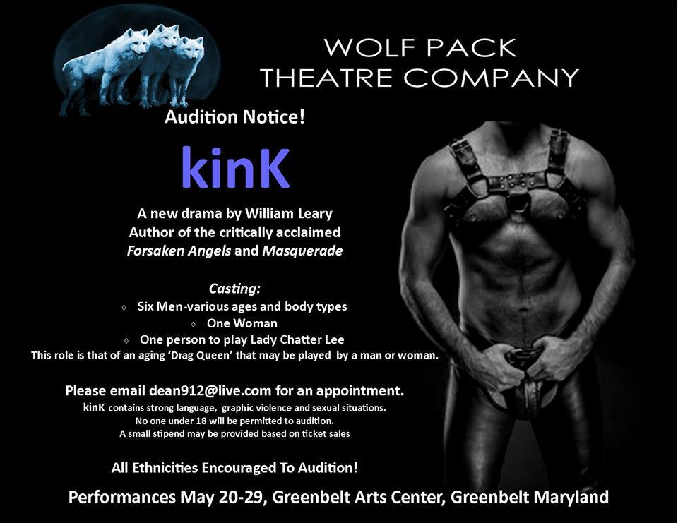 Kink_Audition Notice