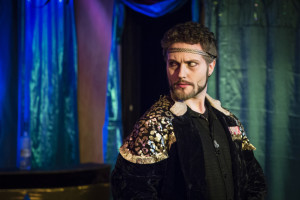 Eric Jones as Creon in Oedipus Rox! at The Maryland Ensemble Theatre