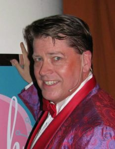 Mark Briner, Director of The Wedding Singer at Annapolis Summer Garden Theatre