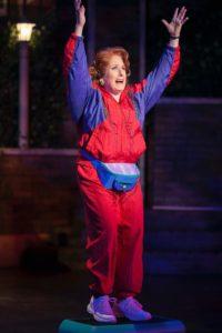 Joy Hermalyn as Arlene MacNally in Baby at Infinity Theatre Company