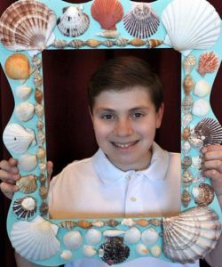 Logan Dubel, who plays Flounder in CCP's The Little Mermaid