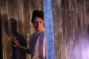 Melanie Glickman as The Angel Islington in Neil Gaiman's Neverwhere