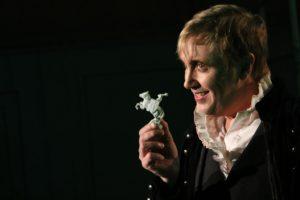 Jonas David Grey as the Marquis de Carabas in Neil Gaiman's Neverwhere