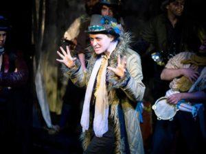 Elle Marie Sullivan as Player in Rosencrantz and Guildenstern are Dead