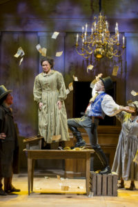 An Octoroon by Branden Jacobs-Jenkins now playing at Woolly Mammoth Theatre Company