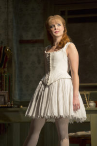 Morgan Cowling a Meg Giry in The Phantom of The Opera