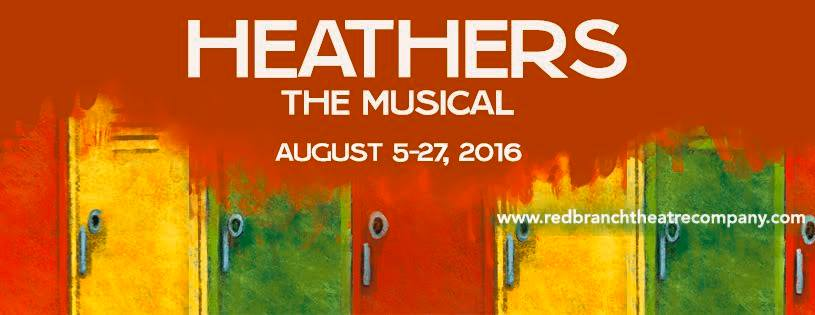 Review: Heathers The Musical at Red Branch Theatre Company ...