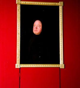John Sheldon as The Mirror in Snow White