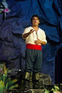 Emilio Bayarena as Prince Eric