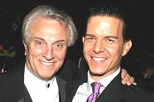 Tommy DeVito (left) and Christian Hoff (right)