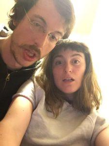 Connor Kizer (left) and Allison Clendaniel (right)