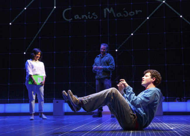 Curious Incident of the Dog in the Night-Time Adam Langdon