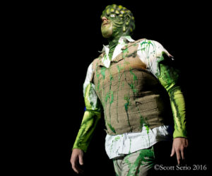 Matthew Peterson is The Toxic Avenger
