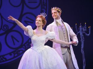 The touring cast of Rodgers & Hammerstein's Cinderella