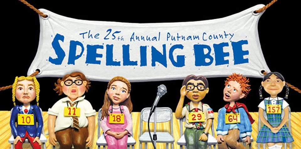 """review of putnam county spelling bee It's all about embracing the chaos there's a reason """"the 25th annual putnam county spelling bee"""" has become such a hugely popular musical, produced many times all around the bay area since it first hit san francisco."""