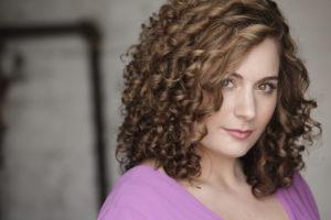 Actress Sarah Primmer
