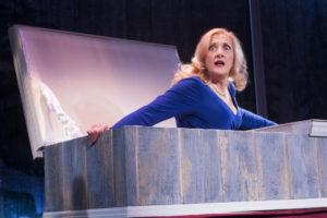 Donna Migliaccio as Oralene in Silver Belles