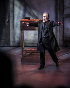 John Lescault in Twist Your Dickens_Photo by Theresa Castracane