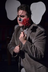Bob Gudauskas as Horton in Seussical the Musical