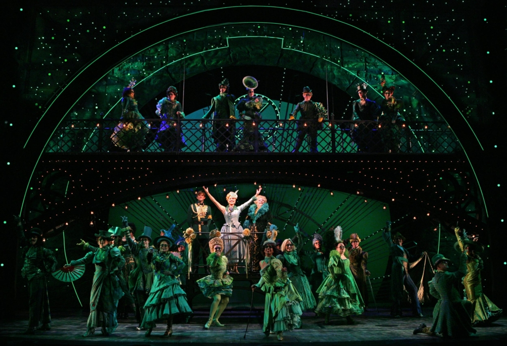 Review: Wicked at The Kennedy Center - TheatreBloom