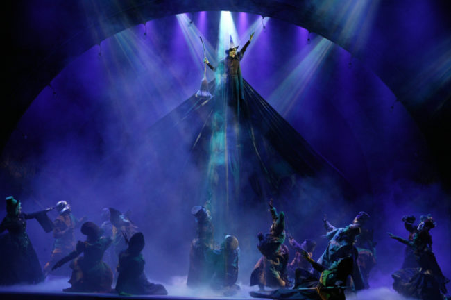 Wicked: The Broadway Musical