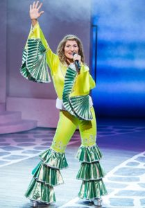 Betsy Padamonsky as Donna Sheridan in Mamma Mia