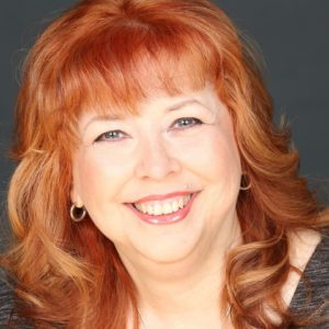 Janise Whelan, playing Betty in Exit Pluto