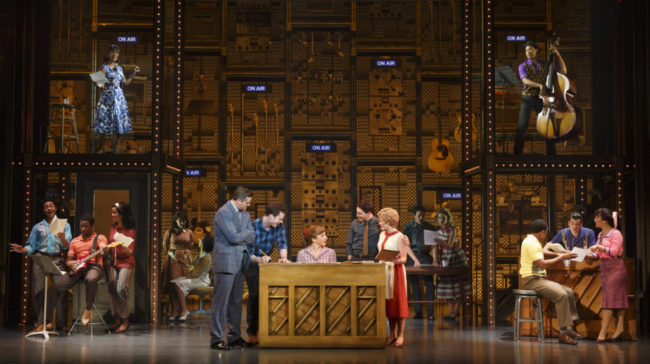 The Company of Beautiful: The Carole King Musical