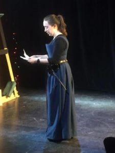 Jacqueline Chenault as Pisanio