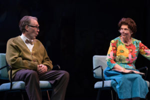 Boyd Gaines as Mr. John Miller, Debra Monk as Mrs. Elva Miller