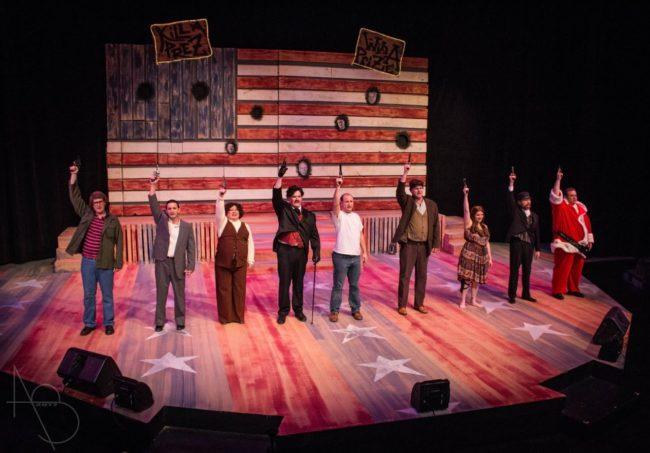 The Assassins of Assassins at Phoenix Festival Theatre