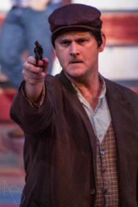 Mark Lloyd as Leon Czolgosz