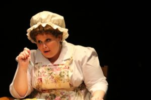 Amy Haynes as Maggie the Cook