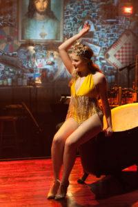 Morgan Keene as Stina in Midwestern Gothic