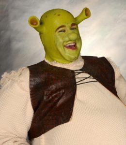 Dickie Mahoney as Shrek