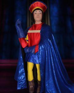 Peter N. Crews as Lord Farquaad