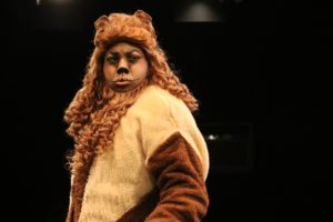J. Purnell Hargrove as Lion in The Wiz