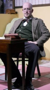 Daniel Plante as Professor Bhaer