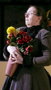 Patricia Brunker as Aunt March