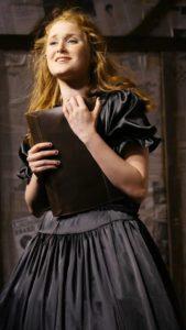 Grace Dillon as Jo March