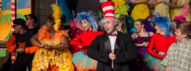 Seussical the Musical at Street Lamp Productions