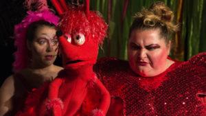 Carrie Dill as Sour Kangaroo