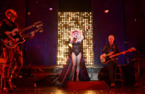 Hannah Corneau and Tits of Clay in Hedwig and the Angry Inch