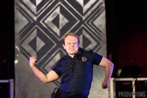 Josh Mooney as Sweaty Eddie