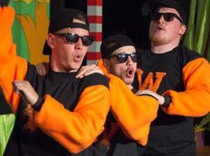The Wickersham Brothers (Austin Barnes, Brady Fritz, Cody Palmer)