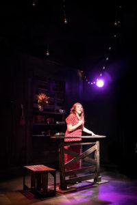 Rachel Barlaam as Bonnie Parker