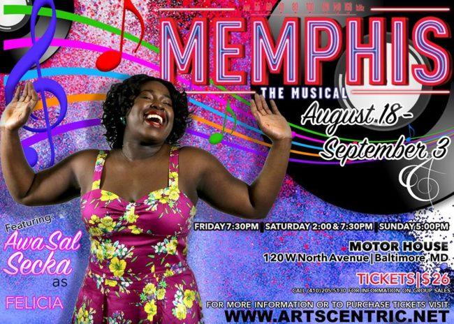 Awa Sal Secka as Felica in Memphis