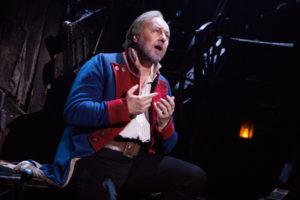 John Owen-Jones as Valjean in les Miserables